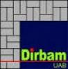 DIRBAM, UAB kelių tiesimas, trinkelių klojimas, gerbūvio darbai