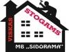 SIDORAMA, MB - polistirolas, fasado šiltinimo medžiagos Klaipėdoje