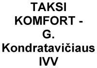TAKSI KOMFORT, G. Kondratavičiaus IVV
