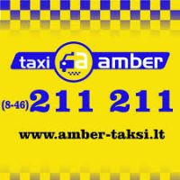 AMBER TAKSI Klaipėdoje, UAB TAKSI 211211