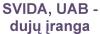 SVIDA, UAB - dujų įranga