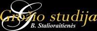B. STALIORAITIENĖS GROŽIO STUDIJA