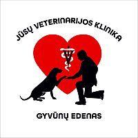 GYVŪNŲ EDENAS, UAB veterinarijos klinika, šunų kirpykla
