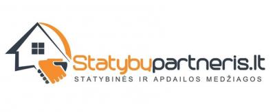 Statybupartneris.lt - statybinių, apdailos medžiagų ir paslaugų pirkimo partneris.