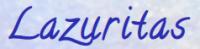 LAZURITAS, I. O. Litvinaitienės personalinė firma