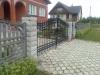 JONO TEKUČIO ĮMONĖ, tvoros, vartai