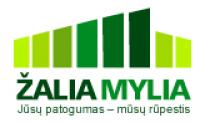 ŽALIA MYLIA, UAB - kiemo, garažo vartai, remontas, montavimas, prekyba Vilniuje