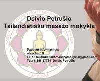 TAILANDIETIŠKO MASAŽO MOKYKLA, VšĮ