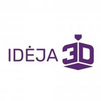 IDĖJA 3D, UAB - profesionalus SLS, SLA, FDM 3D spausdinimas, 3D modeliavimas, 3D skenavimas Žirmūnuose, Vilniuje