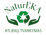 NATUREKA, UAB - pavojingų ir nepavojingų atliekų surinkimas Lietuvoje