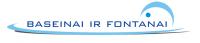 BASEINAI IR FONTANAI, UAB - lauko ir vidaus baseinai, baseinų, fontanų, tvenkinių įranga Vilniuje