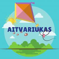 AITVARIUKAS - vaikiškų prekių ir žaislų parduotuvė, UAB KANTĖ