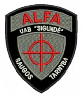 SIGUNDĖ, UAB - saugos tarnyba, asmens apsauga, fizinių objektų apsauga Vilnius