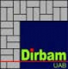 DIRBAM, UAB - kelių tiesimas, trinkelių klojimas, gerbūvio darbai