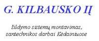 G. KILBAUSKO IĮ