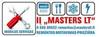 MASTERS LT, IĮ - šilumos siurbliai, kondicionieriai, maisto gamybinė įranga