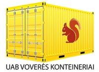 VOVERĖS KONTEINERIAI, UAB - konteinerių nuoma, pardavimas, naudotų konteinerių supirkimas Šilalė, Žemaitija