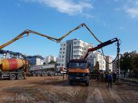 BARASTA, UAB - CFA polių gręžimas, CFA polių pamatai, betono siurblio paslaugos Vilnius, Vilniaus apskritis