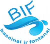 BIF, UAB - prekyba baseinais, baseinų, fontanų įranga Vilniuje