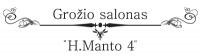 MANTO 4, grožio salonas Klaipėdos centre