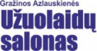 GRAŽINOS UŽUOLAIDŲ SALONAS - interjero detalės, karnizai, lovatiesės, užuolaidos Klaipėdoje