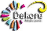 DEKORĖ, UAB -  interjero detalės, veidrodžiai, apšvietimas, grindys, sienų apdaila Marijampolė