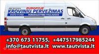 TAUTVISTA, UAB - krovinių gabenimas Lietuvoje ir Europoje