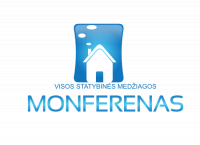 MONFERENAS, UAB - cementas, mediena, blokeliai, dažai Vilniuje