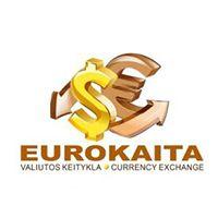 EUROKAITA, UAB - valiutos keitykla