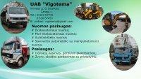 VIGOTEMA, UAB - elektros montavimo darbai Zarasuose, visoje Lietuvoje