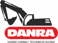 DANRA, UAB - kasimo darbai, statybos technika