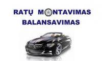 RATŲ MONTAVIMAS, BALANSAVIMAS ALYTUJE