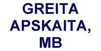 GREITA APSKAITA, MB - buhalterinės apskaitos paslaugos Panevėžyje