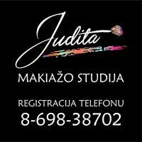 JUDITA, MB - makiažas, proginės šukuosenos, antakių korekcija, dažymas Mažeikiuose