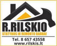R. RILSKIO STATYBOS IR REMONTO DARBAI ŽEMAITIJOJE