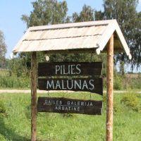 PILIES MALŪNAS - svečių namai, arbatinė, dailės galerija