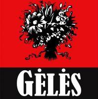 JŪRATĖS GĖLĖS - skintos, vazoninės gėlės, puokštės, gedulo floristika, vainikai Jurbarke