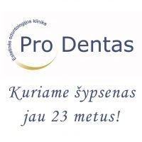 PRODENTAS, estetinės odontologijos klinika Kaune, Šilainiuose