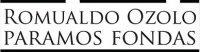 Romualdo Ozolo paramos fondas