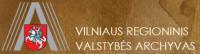 VILNIAUS REGIONINIS VALSTYBĖS ARCHYVAS