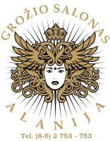 ALANIJA - grožio salonas, kirpykla, proginės šukuosenos, manikiūras, pedikiūras, dirba ir sekmadieniais Žirmūnuose, Vilniuje