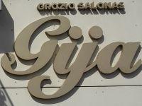 GIJA - GROŽIO SALONAS