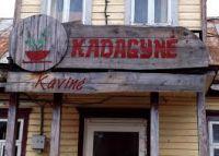 KADAGYNĖ, UAB - kavinė Anykščiuose, greiti pietūs užsisakius iš anksto