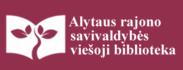 ALYTAUS RAJONO SAVIVALDYBĖS VIEŠOJI BIBLIOTEKA