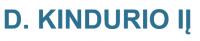D. KINDURIO IĮ - biokuro (skiedros) gamyba, medienos smulkinimas, miško pirkimas