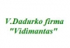VIDIMANTAS, V. Dadurko firma - faneruotos, klijuotos medienos durys