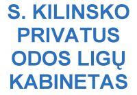 S. KILINSKO ODOS-VENERINIŲ LIGŲ KABINETAS