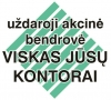 VISKAS JŪSŲ KONTORAI, UAB - kopijavimo, laminavimo paslaugos, antspaudų gamyba Palangoje