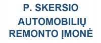 P. SKERSIO AUTOMOBILIŲ REMONTO ĮMONĖ