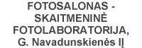 FOTOSALONAS - SKAITMENINĖ FOTOLABORATORIJA, G. Navadunskienės IĮ